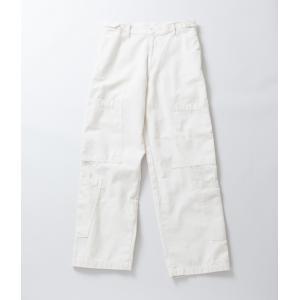Death to Tennis デストゥーテニス cream pant ワイドパンツ coupy2