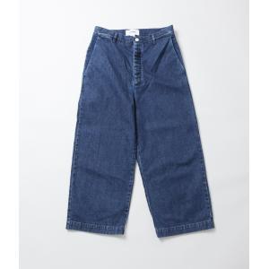 SUNNEI サンネイ   OVER PANTS W/ SUNNEI POCKET  オーバーサイズ デニムパンツ  ワイドパンツ coupy2