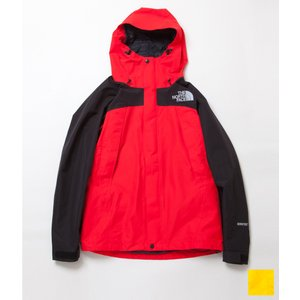 THE NORTH FACE ザ・ノース・フェイス 【NP61540 / Mountain Jacket】 マウンテン ジャケット(レッド/イエロー)|coupy2
