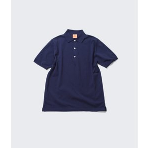【OUTLET】ANDERSEN-ANDERSEN アンデルセンアンデルセン   POLO SHORT  ショートスリーブ ポロシャツ (4色展開)|coupy2