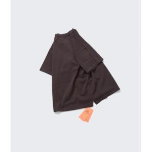 【OUTLET】ANDERSEN-ANDERSEN アンデルセンアンデルセン    T-SHIRTS  ニット Tシャツ (6色展開)|coupy2