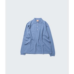 【OUTLET】ANDERSEN-ANDERSEN アンデルセンアンデルセン  POLO LONG  ロングスリーブ ニットポロ (5色展開)|coupy2