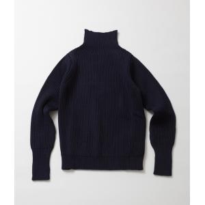 ANDERSEN-ANDERSEN アンデルセンアンデルセンTHE NAVY TURTLENECK 5GG5GGタートルネックセーター(10色展開)|coupy2