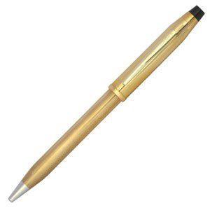クロス CROSS ボールペン センチュリーII 4502WG 10金張