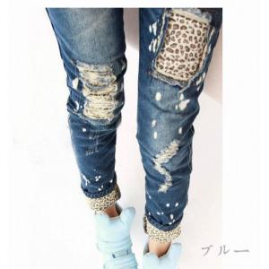 ファッション超可愛いパンツ○hy-4130-78 courage