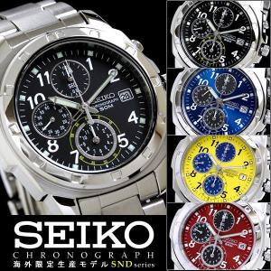 腕時計 セイコー SEIKO 腕時計 メンズ クロノグラフ 人気 ブランド courage