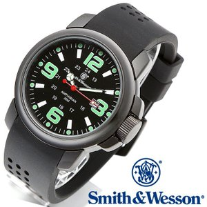 スミス&ウェッソン Smith & Wesson ミリタリー腕時計 SWW-1100 正規品|courage