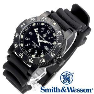 スミス&ウェッソン Smith & Wesson ミリタリー腕時計 正規品|courage