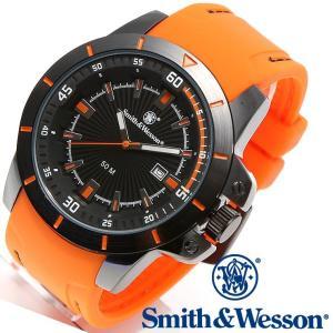 スミス&ウェッソン Smith & Wesson ミリタリー腕時計 SWW-397-OR 正規品|courage
