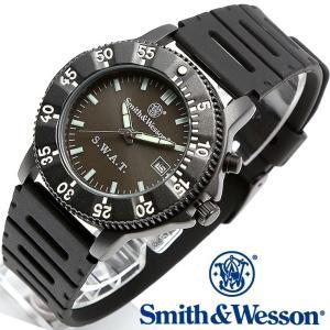 スミス&ウェッソン Smith & Wesson ミリタリー腕時計 SWW-45 正規品|courage