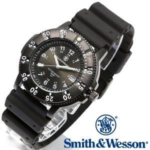 スミス&ウェッソン Smith & Wesson スイス トリチウム ミリタリー腕時計 SWISS TRITIUM SPORT WATCH 正規品 送料無料|courage