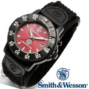 ミリタリー 腕時計 メンズ スミス&ウェッソン Smith & Wesson SWW-455F 正規品|courage
