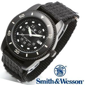 スミス&ウェッソン Smith & Wesson ミリタリー腕時計 SWW-5982 正規品|courage