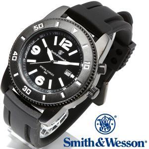腕時計 メンズ ミリタリーウォッチ スミス&ウェッソン SWW-5983 正規品|courage
