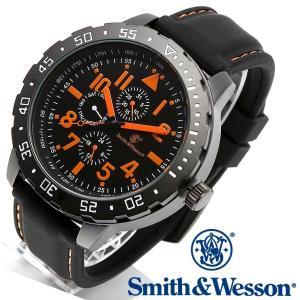 スミス&ウェッソン Smith & Wesson ミリタリー腕時計 SWW-877-OR 正規品|courage
