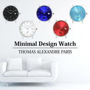 アウトレットSALE ミニマルウォッチ 時計 メンズ レディース シンプル 腕時計 本体のみ|courage