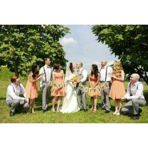 結婚式 記念写真 二次会 ウェディングガーランド JUST MARRIED ウェディングフォト ガーランド デコレーション ウェディングト 雑貨 送料無料|courageshop