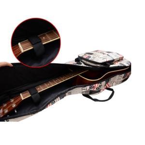 星条旗 USA 国旗 ギグバッグ アコースティックギター ソフトケース  収納 バック おしゃれ アメリカン 106cm|courageshop|06