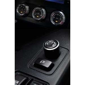 スバルフォレスター SJ / XV レガシィ アウトバック エアコン ダイヤル リング ノブ カバー ドア ミラー スイッチ 調節  2点セット 選べる5色 青 黒 赤 金 銀