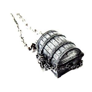 ネックレス シルバー925 メンズ トレジャ ペンダント ネックチェーン プレゼント ギフト|cowbell