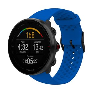 POLAR ポラール VANTAGE M SPORTS WATCH BLUE M/L バンテージ M...