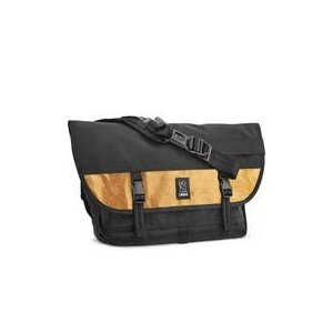 CHROME クローム CITIZEN MESSENGER BAG BLACK GOLD シチズン ...