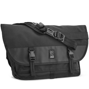 CHROME クローム CITIZEN MESSENGER BAG ALL BLACK シチズン メ...