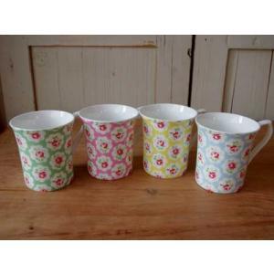 誕生日プレゼント 女性 限定数お買い得価格 キャスキッドソン ロワイルマグ プロヴァンス おまかせラッピング付き 陶器 ギフト|cozymom