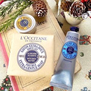 (あすつく対応可能) ロクシタン ギフト ハンドクリームL'OCCITANE(G)ラッピング付き ソープ  石鹸 クリスマスプレゼント クリスマス|cozymom