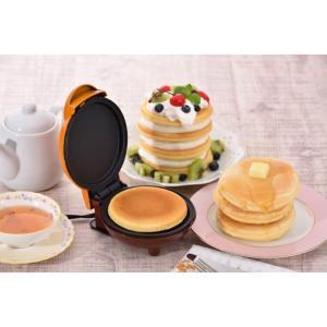 SPM-35 Let'sぱくぱく プチパンケーキメーカー(ラッピング付) ホットケーキ パーティー おやつ スイーツ ギフト 内祝い お返し 誕生日|cozymom