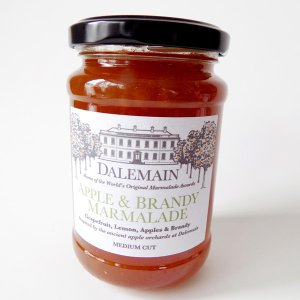(あすつく対応!)DALEMAIN MARMALADEダルメイン アップル&ブランデーマーマレード りんご グレープフルーツ ミックスジャム ジャムギフト イギリス  ギフト 内|cozymom