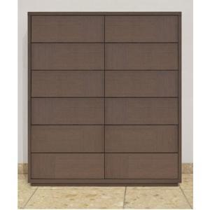 チェスト 収納 セミオーダー 国産 幅106〜120cm 奥行き29.5cm 6段 cozyroom