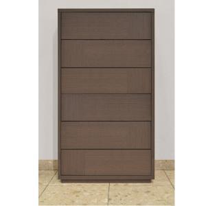 チェスト 収納 セミオーダー 国産 幅61〜75cm 奥行き29.5cm 6段 cozyroom