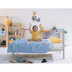パイプベッド のびる ベッド|cozyroom