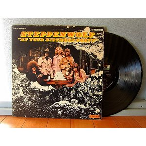 STEPPENWOLF●AT YOUR BIRTHDAY PARTY Dunhill DSX-50053●210106t2-rcd-12-rkレコード米盤米LPロック60'sステッペンウルフ cozyvintage
