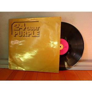 DEEP PURPLE●24 CARAT PURPLE TPSM 2002●210109t2-rcd-12-rkレコードUK盤英盤ディープパープルロック70's cozyvintage