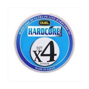 DUEL(デュエル)/ HARDCORE X4 200m 0.8号 G H3241-G