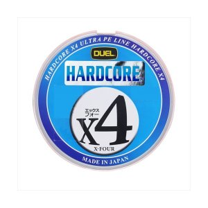 DUEL(デュエル)/ HARDCORE X4 200m 0.8号 O H3241-O