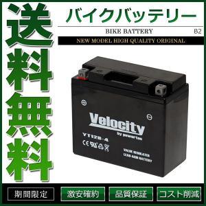 GT12B-4 YT12B-BS FT12B-4 バイクバッテリー 密閉式 液入 Velocity|cpfyell
