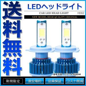 LEDヘッドライト H1 H3 H4 Hi/Lo H7 H8 H11 HB3 HB4 4000lm ...