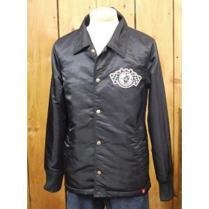 MWS  モーターワークコーチジャケット ブラック No.1114102|craft-ac
