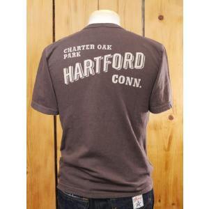 ウエス UES OAK Tシャツ ブラウン  No,651316|craft-ac
