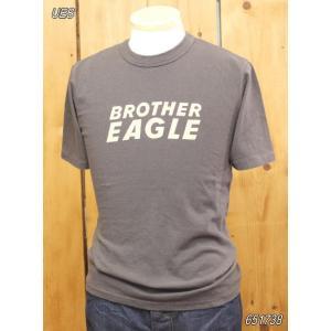 ウエス ues EAGLE Tシャツ ブラック  No,651738|craft-ac