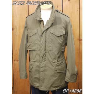 バズリクソンズ M-65 3rdモデル フィールドジャケット BR14856 BUZZ RICKSON'S ミリタリージャケット|craft-ac
