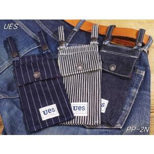 UES ウエス スマートフォン用携帯ケース PP-2N|craft-ac