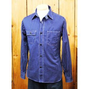 シュガーケーン  フィクションロマンスウォバッシュワークシャツ SC25551A|craft-ac