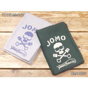 トイズマッコイ TMA1830 JOMO サーマルマフラー アッシュ ブラック toysmccoy|craft-ac