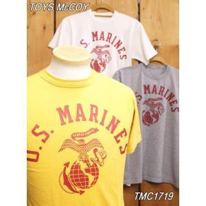 トイズマッコイ Tシャツ TMS1719 ミリタリー Tシャツ