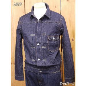 ウエス 1st デニムジャケット W901-J  Gジャン|craft-ac
