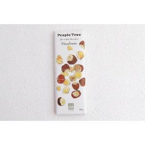 フェアトレード チョコレート ヘーゼルナッツ|craft-aya